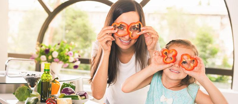 διατροφή στην παιδική ηλικία