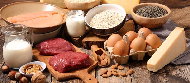 Πρωτεΐνες στη διατροφή - οι καλύτερες πηγές