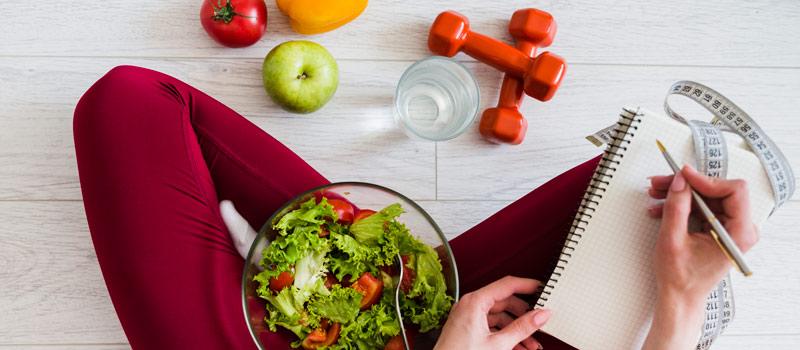 Διατροφή, άσκηση και βασικός μεταβολισμός - Μπακόπουλος Διαιτολόγος Αθήνα
