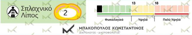 Σπλαχνικό λίπος στη λιπομέτρηση - Μπακόπουλος Διαιτολόγος Αθήνα