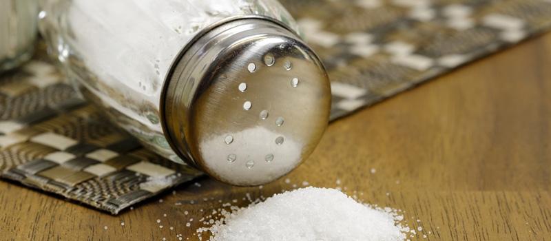 Αλάτι και αντιμετώπιση κατακράτησης υγρών - Μπακόπουλος Διαιτολόγος