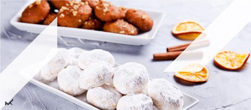 Διατροφή και Γλυκά τα Χριστούγεννα - Μπακόπουλος Διαιτολόγος Αθήνα